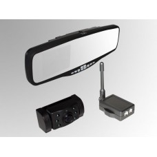 Autres accessoires Autres accessoires Eufab EUFAB Camera de recul sans fils Pro User ecran integre au retroviseur kit mains libr