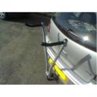 Portage Portage Eufab EUFAB Porte velo 2 velos Pearl Pro User 91532