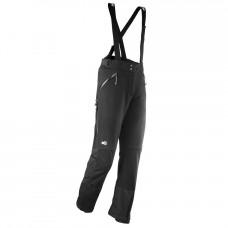 Femme Femme Millet MILLET Advance windstopper Pantalon femme Noir