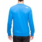 Achat Vente THE NORTH FACE Slogan cotton Tee shirt manche longue homme t0avaa Bleu sur freemountain.fr
