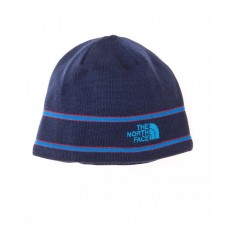 Homme Homme The north face Bonnet The north face Logo Laine merinos unisex Bleu