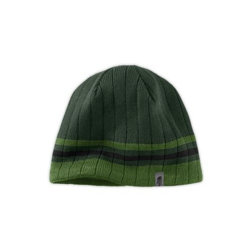 Bonnet The north face Blues II Tricot Polaire unisex Vert