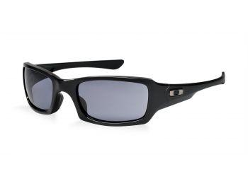 Oakley Fives Squared Lunettes Polished Black/Grey