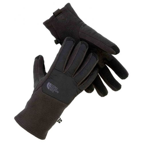 Gants The north face Denali Etip Polaire UR Powered homme Noir