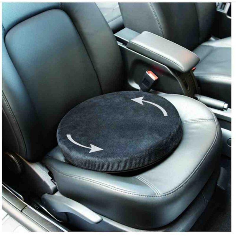 accessoire auto custo coussin pivotant pour auto camping car camping car accessoire confort. Black Bedroom Furniture Sets. Home Design Ideas