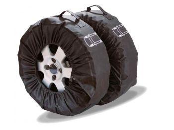 Bache pneu Housse de protection pneu Rangement   Pneu x2