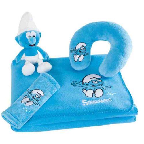 Accessoire Auto Kit kids Schtroumfs Enfant bleu