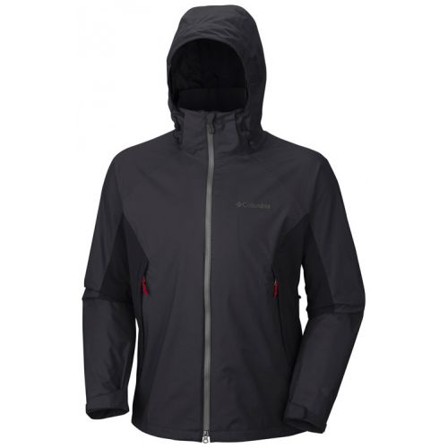 Veste Columbia ON THE MOUNT 2L Coupe vent Homme Noir