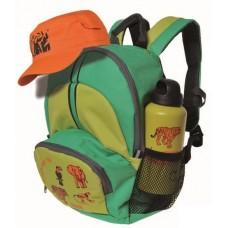 Accueil Accueil Frendo FRENDO Kit de la jungle 7L Sac a dos casquete gourde enfant 1263 vert