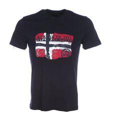 Napapijri T-Shirt homme Saleny noir