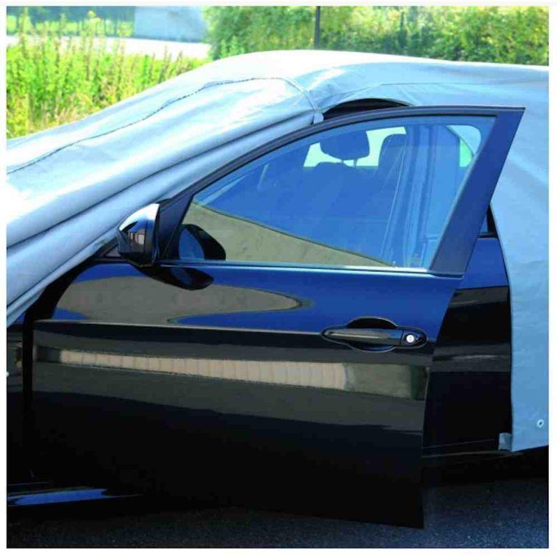 Bache Auto Housse de protection auto Exterieur T.L 482x178x119