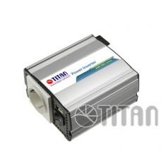 Materiel et energie Materiel et energie Titan-cd TITAN-CD Convertisseur de tension energie 12V 350W HW-350E6 + USB