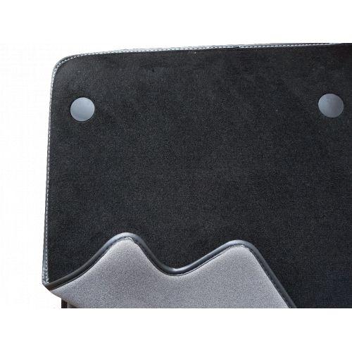 Tapis moquette sur Mesure PRESTIGE CLIO 4 Estate depuis 10-2012