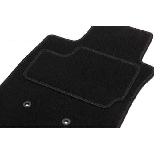 Luxe gt Noir order 2+1grand tapis arriere et coffre