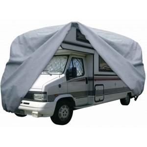 Camping-car et caravane