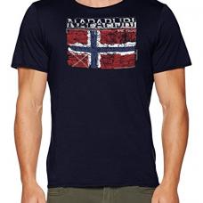 Napapijri T-Shirt homme Surl Ess marine