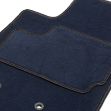 tapis auto j5 avant seul peugeot moquette aiguillete 750g m2 de 1990 02 94 bleu marine. Black Bedroom Furniture Sets. Home Design Ideas